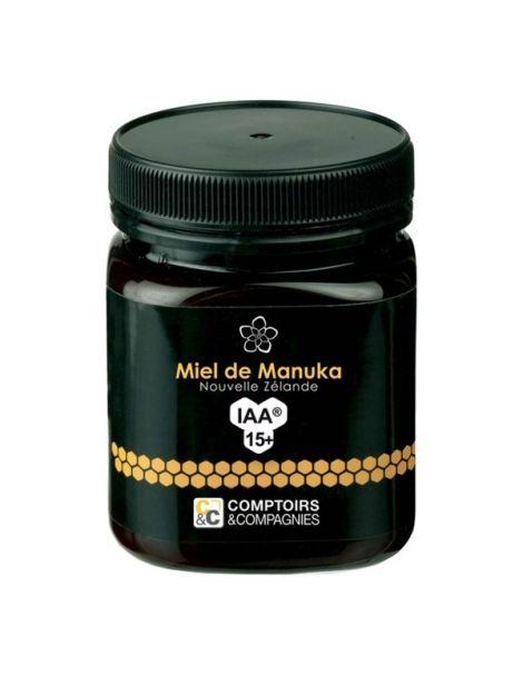 Miel de Manuka IAA 15+ Comptoirs & Compagnies - 250 gramos