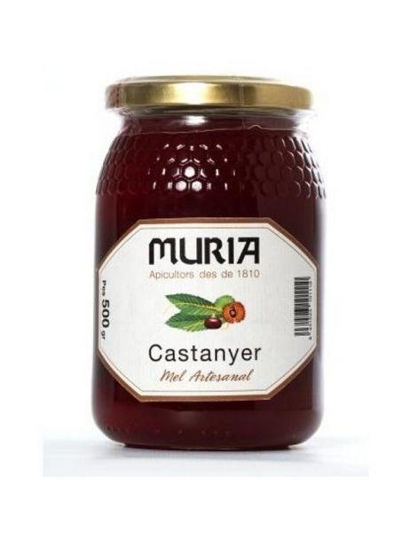Miel de Castaño Muria - 500 gramos