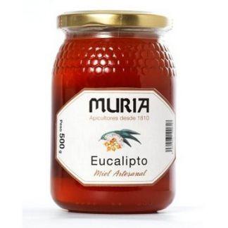 Miel de Eucalipto Muria - 500 gramos