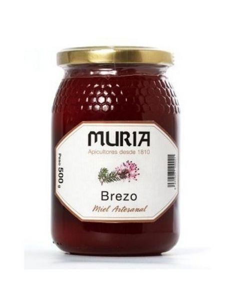Miel de Brezo Muria - 500 gramos