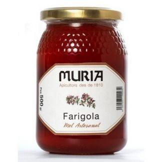 Miel de Tomillo Muria - 500 gramos