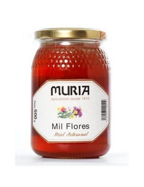 Miel Mil Flores Muria - 500 gramos