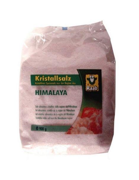 Sal Rosada del Himalaya Molida Raab - 900 gramos