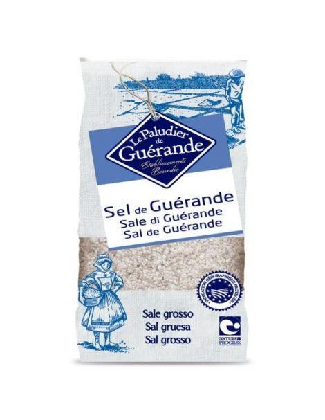 Sal Gris de Bretaña Gruesa (Guérande) Biolasi - 1000 gramos