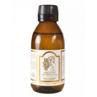 Aceite Anticelulítico de Hiedra y Fucus Vinca Minor - 150 ml.