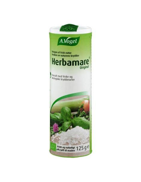 Sal Herbamare Original A.Vogel - 125 gramos