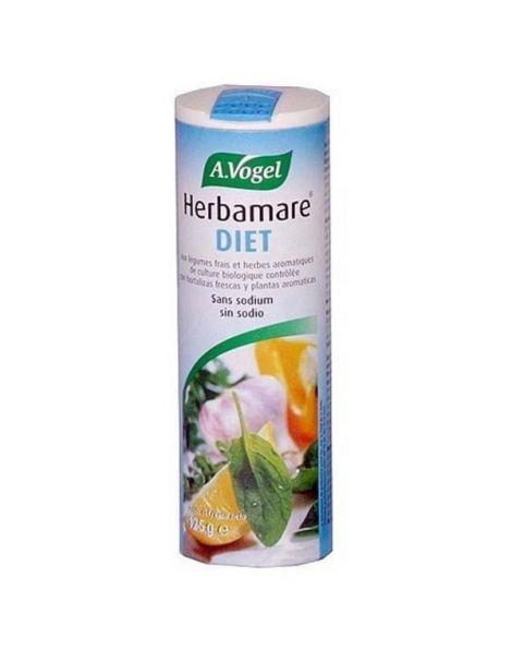 Sal Herbamare Diet A.Vogel - 125 gramos
