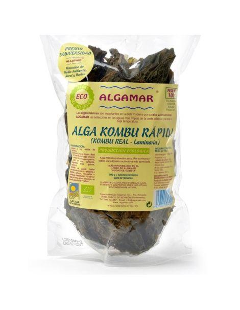 Alga Kombu Eco Algamar - 100 gramos
