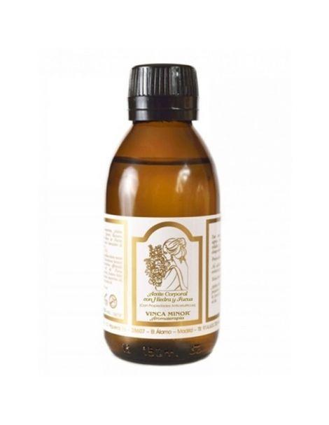 Aceite Anticelulítico de Hiedra y Fucus Vinca Minor - 500 ml.
