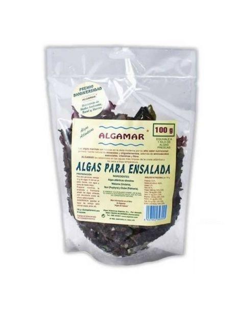 Algas para Ensalada Eco Algamar - 100 gramos