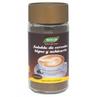 Soluble de Cereales Higo y Achicoria Biocop - 100 gramos