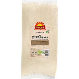 Harina de Kamut Blanca Bio Biográ - 500 gramos