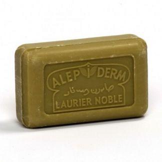 Jabón de Alepo 38% - pastilla de 125 gramos