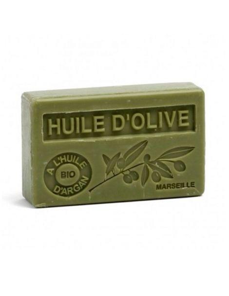 Jabón Marsella de Aceite de Oliva - pastilla de 125 gramos