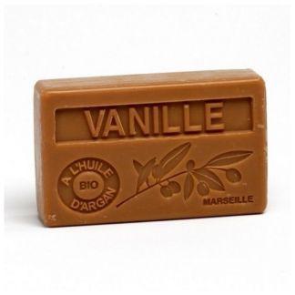 Jabón Marsella de Vainilla - pastilla de 125 gramos