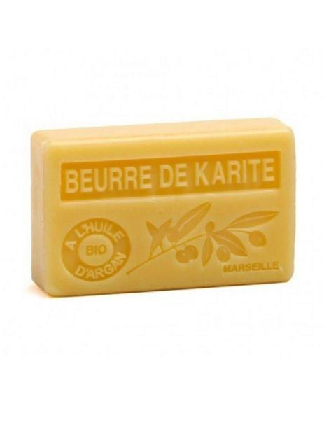 Jabón Marsella de Manteca de Karité - pastilla de 125 gramos