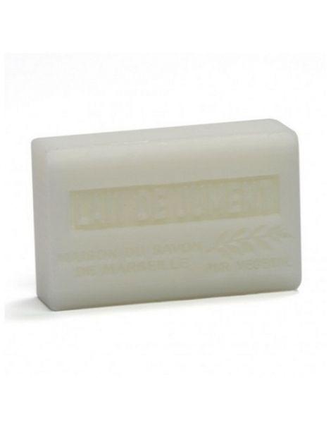 Jabón Marsella de Leche - pastilla de 125 gramos