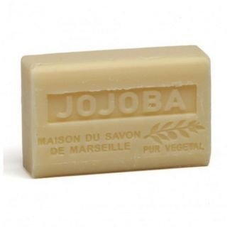 Jabón Marsella de Aceite de Jojoba - pastilla de 125 gramos