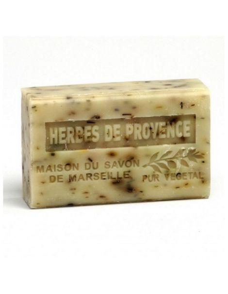 Jabón Marsella de Hierbas de Provenza - pastilla de 125 gramos