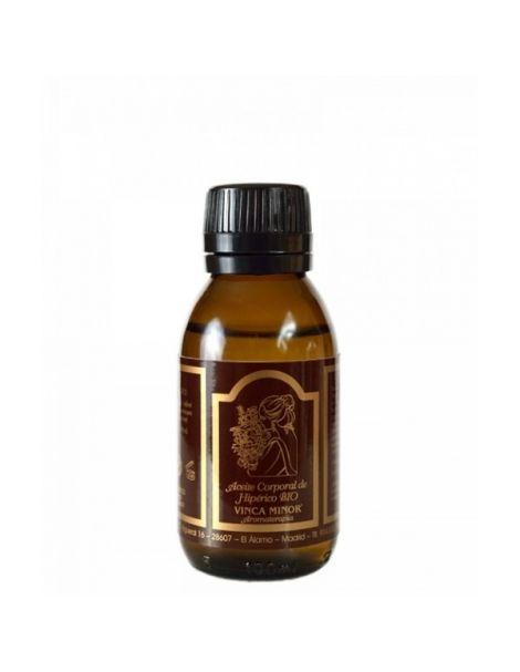 Aceite Hipérico Vinca Minor - 100 ml.