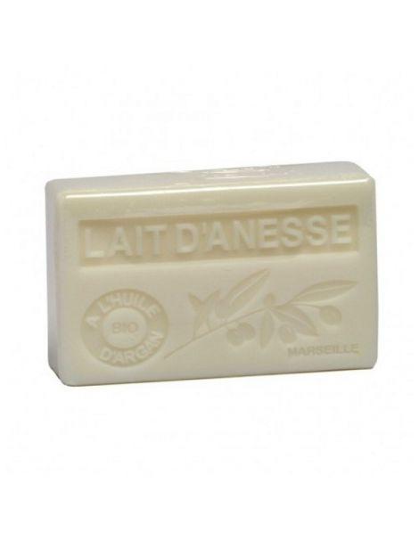 Jabón Marsella de Leche de Burra - pastilla de 125 gramos