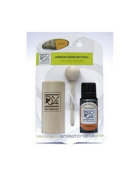 Difusor de Aromas Nature - Madera de Cedro