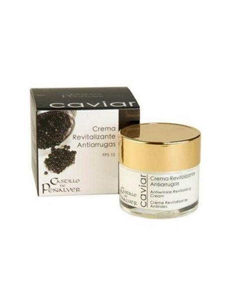 Crema de Caviar Revitalizante Antiarrugas Castillo de Peñalver - 50 ml.