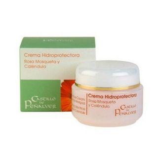 Crema Facial Hidroprotectora de Rosa Mosqueta y Caléndula Castillo de Peñalver - 50 ml.