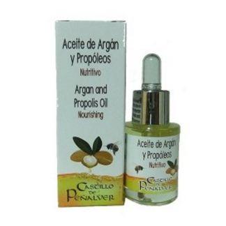 Aceite de Argán y Propóleos Castillo de Peñalver - 15 ml.