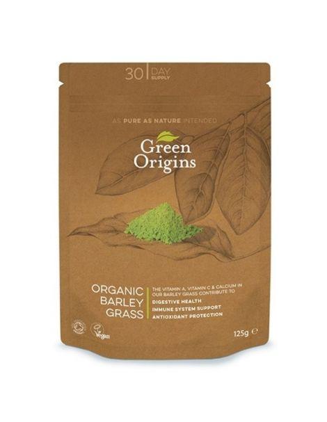 Hierba de Cebada en Polvo Green Origins - 125 gramos