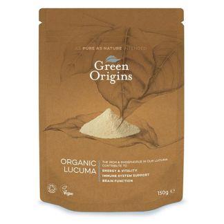 Lúcuma en Polvo Green Origins - 150 gramos