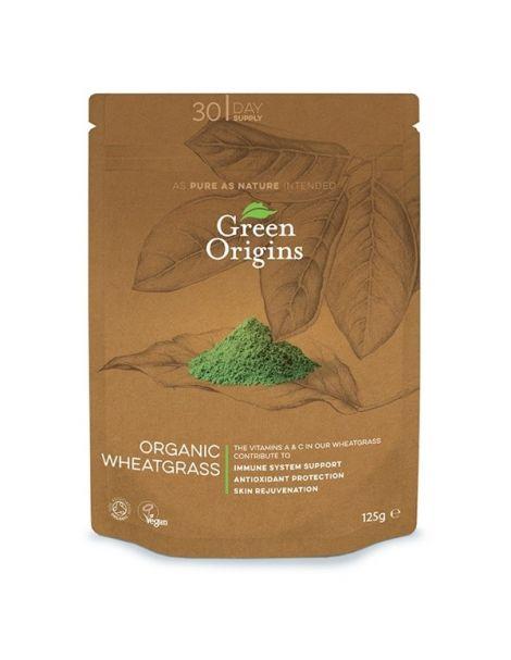 Hierba de Trigo en Polvo Green Origins - 150 gramos
