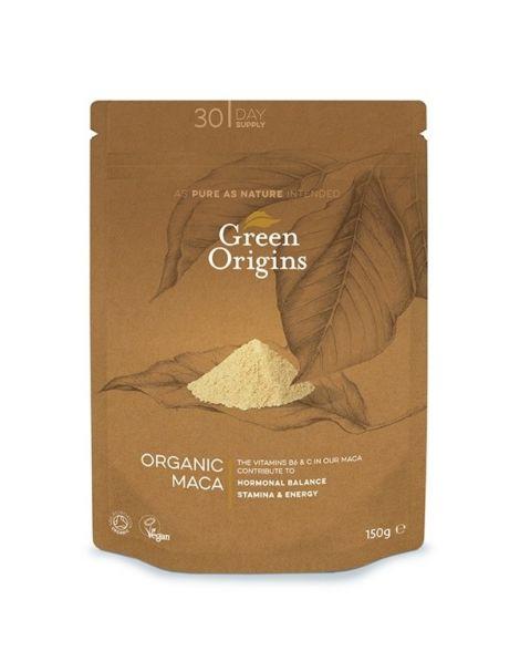 Maca en Polvo Green Origins - 150 gramos