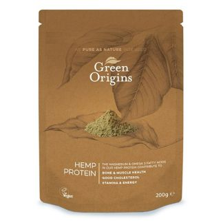 Cañamo en Polvo Green Origins - 200 gramos
