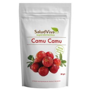 Camu Camu en Polvo Salud Viva - 50 gramos