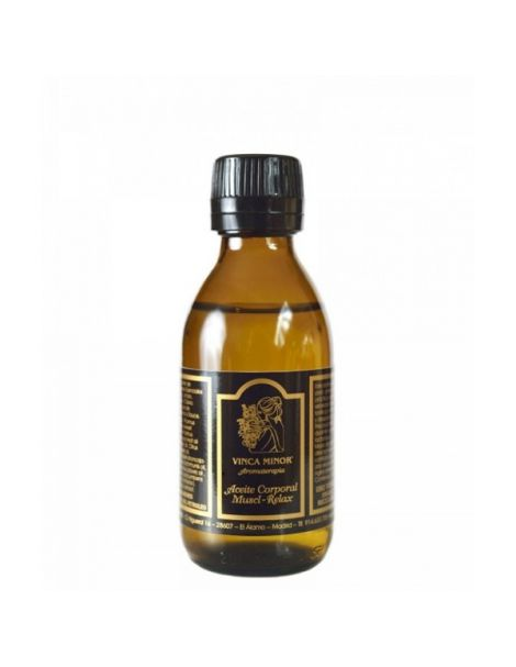 Aceite Muscl-Relax Vinca Minor - 500 ml.