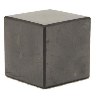 Cubo de Shungit - 3 cm.