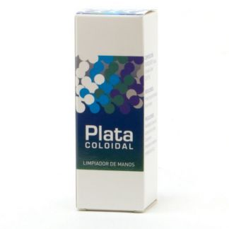 Plata Coloidal Argenol 120 ppm. - 50 ml.