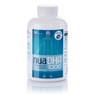 NuaDha 1000 mg. Nua - 132 perlas