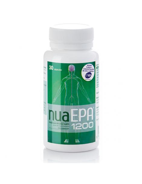 NuaEpa 1200 mg. Nua - 30 perlas