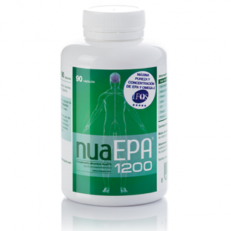 NuaEpa 1200 mg. Nua - 90 perlas