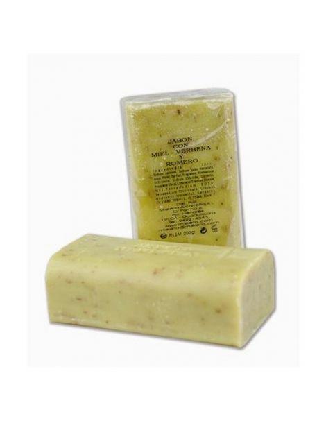 Jabón de Miel y Verbena Castillo de Peñalver - 200 gramos