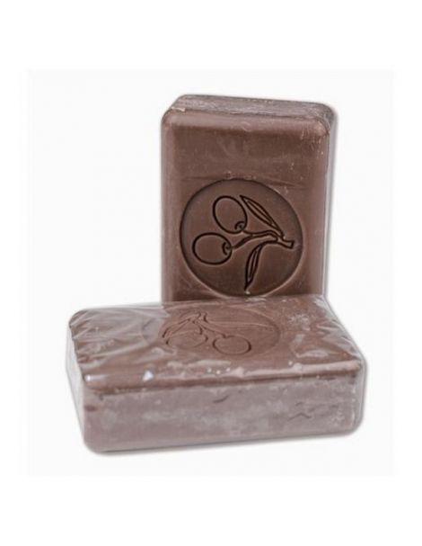Jabón de Aceite de Oliva y Chocolate Castillo de Peñalver - 125 gramos