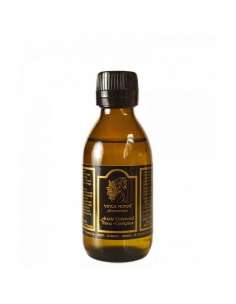 Aceite Veno-Complex Vinca Minor - 100 ml.