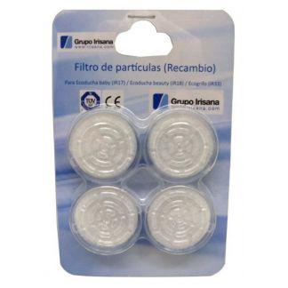 Filtro para Ecogrifo Irisana - 4 unidades