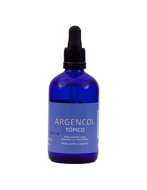 Argencol (Plata Coloidal) Tópico Equisalud - 100 ml.