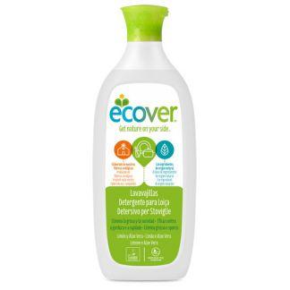 Lavavajillas de Limón y Aloe Ecover - 1 litro