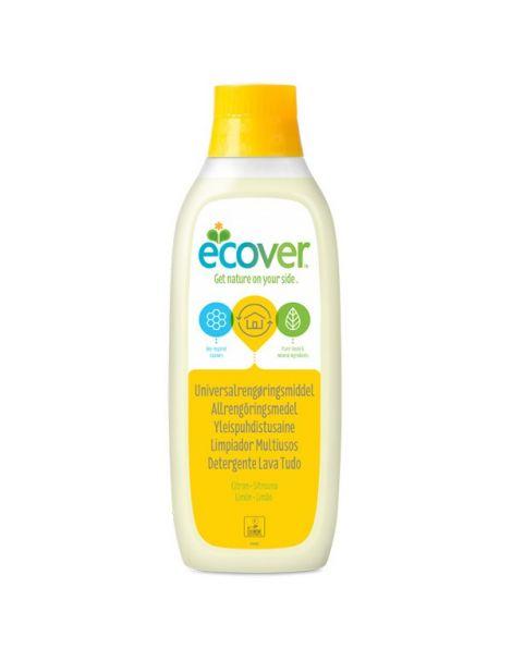 Limpiador Multiusos de Limón Ecover - 1 litro