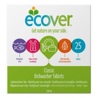 Lavavajillas Máquina Ecover - 25 tabletas