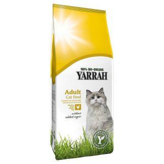 Pienso para Gatos con Pollo Bio Yarrah - 800 gramos